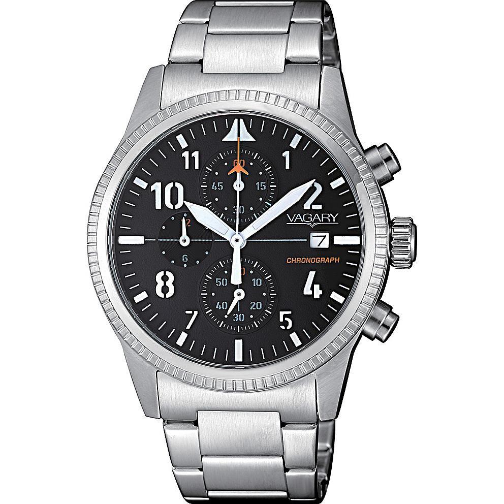 Orologio cronografo uomo Vagary By Citizen Flyboy