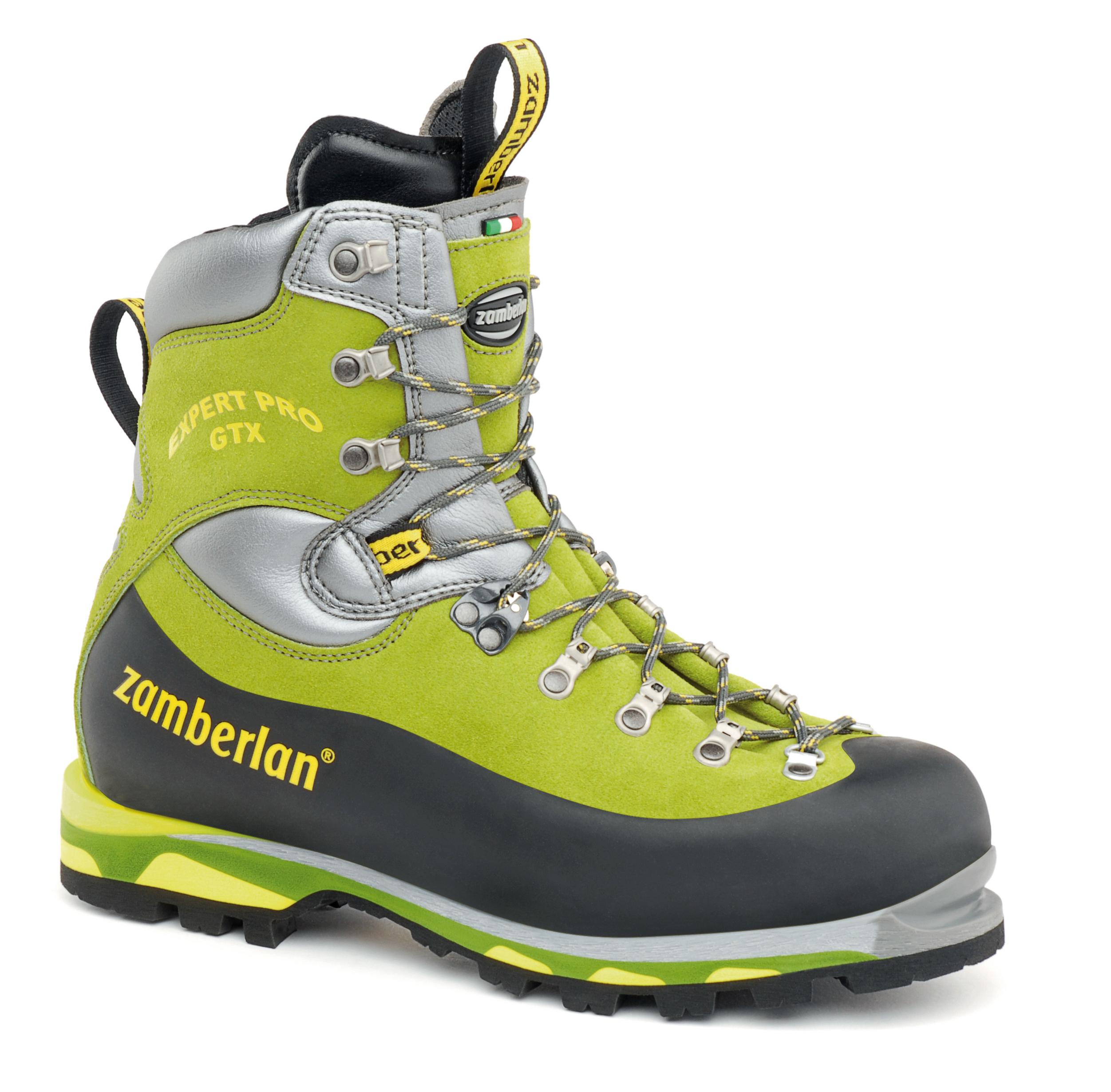 4041 NEW EXPERT PRO GTX® RR   -   Mountaineering  Boots   -   Acid Green