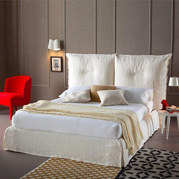 parete dietro il letto colore o decorazione 5 5 idee