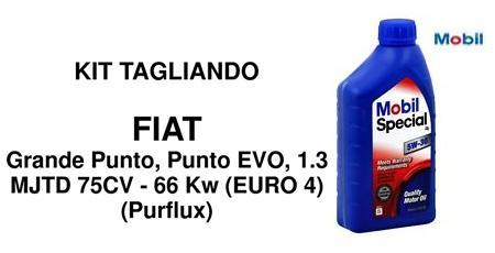 Kit filtri Fiat Multijet 1.3
