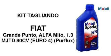 Kit filtri Fiat Multijet 1.3