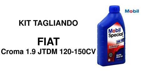 Kit filtri Fiat Croma 1.9 Multijet