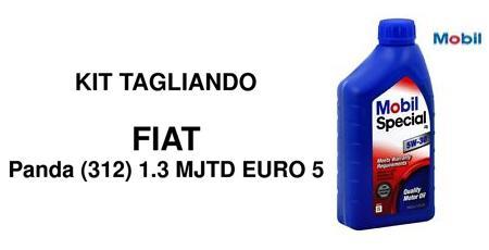 Kit Filtri Fiat Panda Multijet 1.3 Euro 5