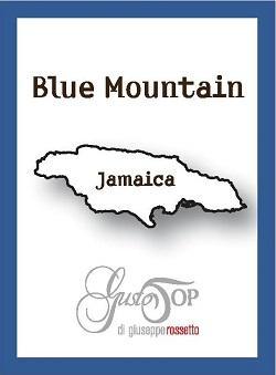 Caffè monorigine in cialda Jamaica Blue Mountain, confezione da n. 50 cialde in carta ese 44 mm compatibili