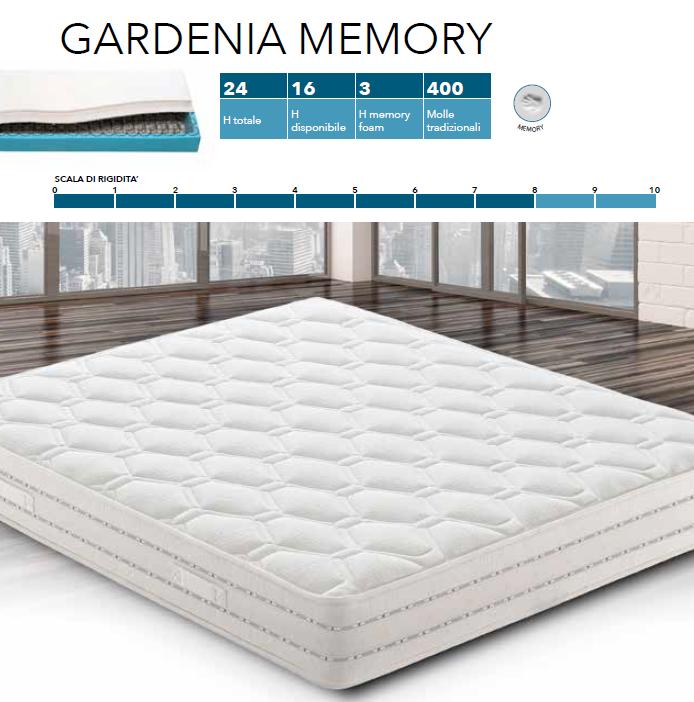 Materasso Gardenia Memory