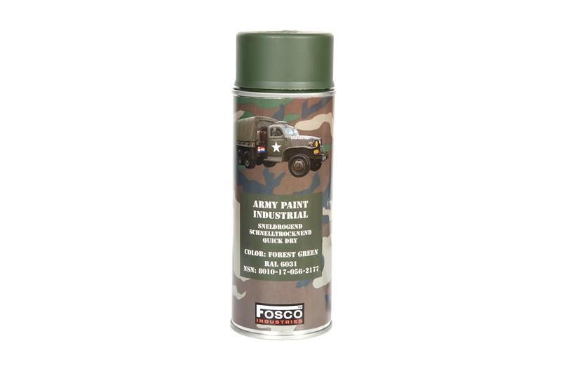 Vernice Spray 400 ML Forest Green