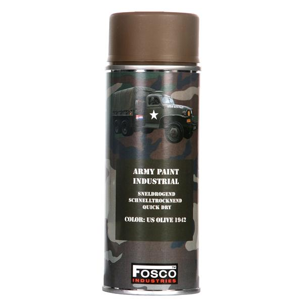 Vernice Spray 400 ML US Olive 1942