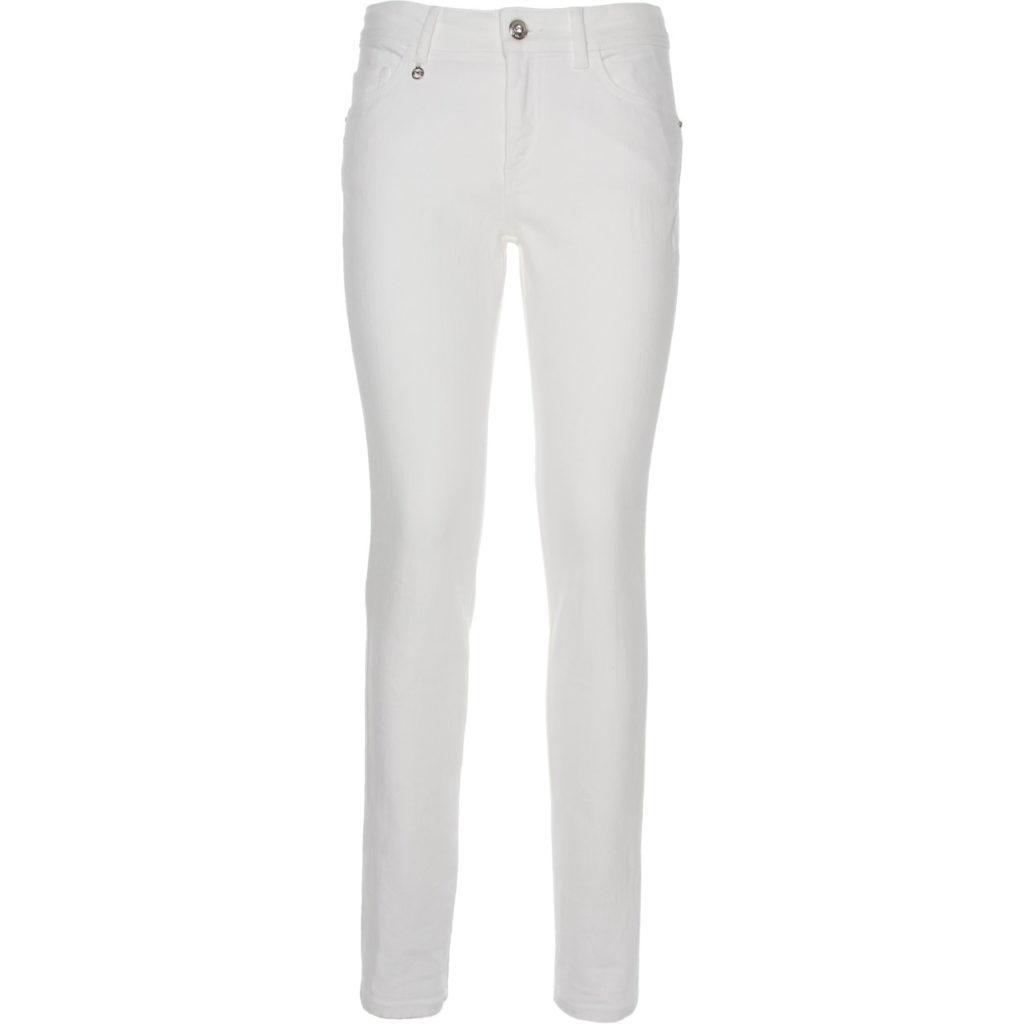 Jeans skinny bianco Nero Giardini