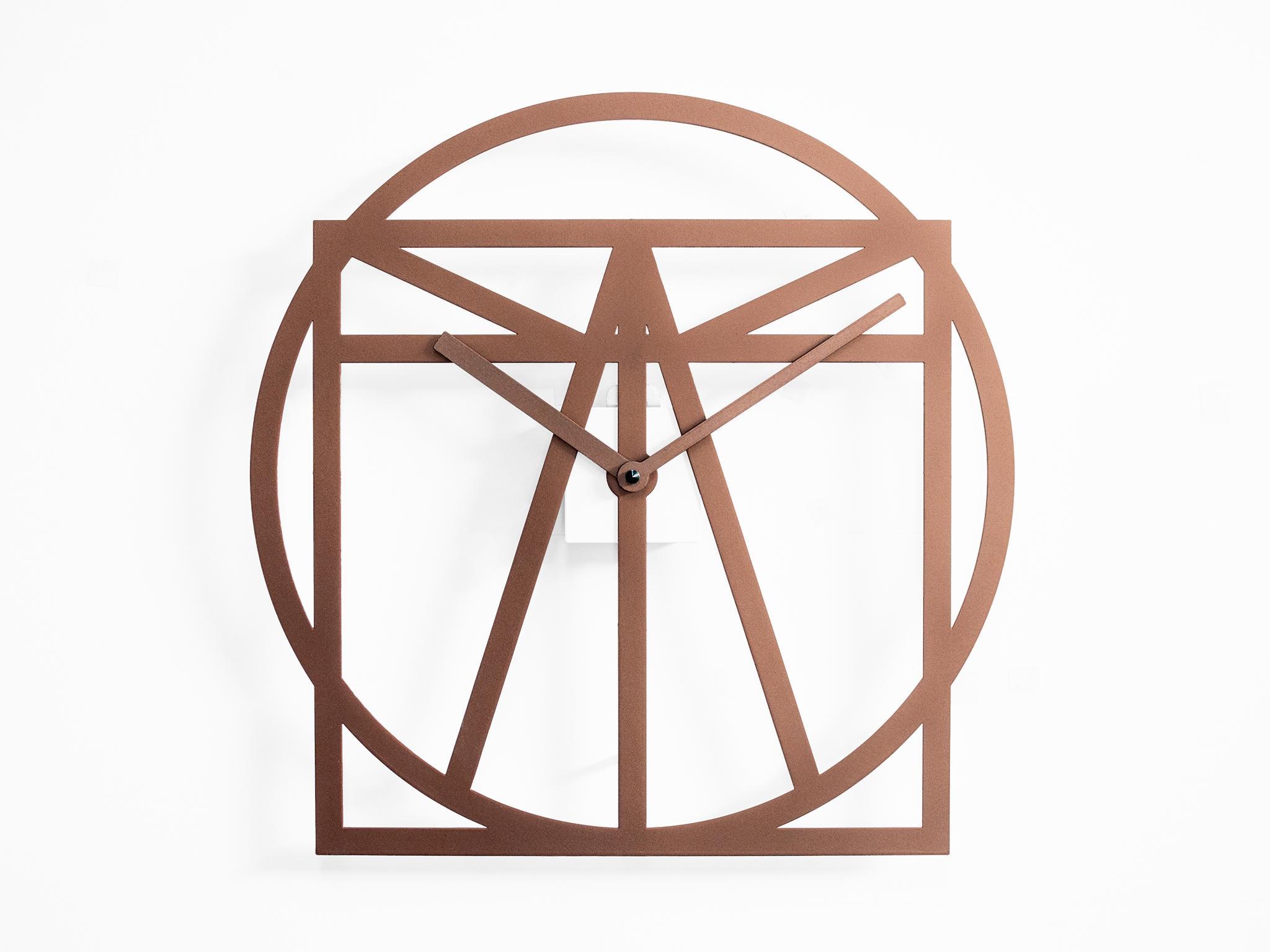 Orologio Vitruvius Progetti, idea realo