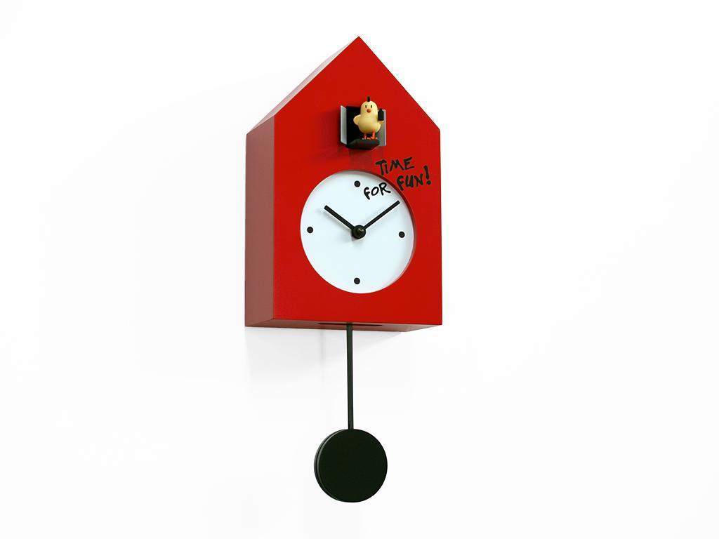 Orologio Cucù Freebird Punk Progetti, idea regalo di design