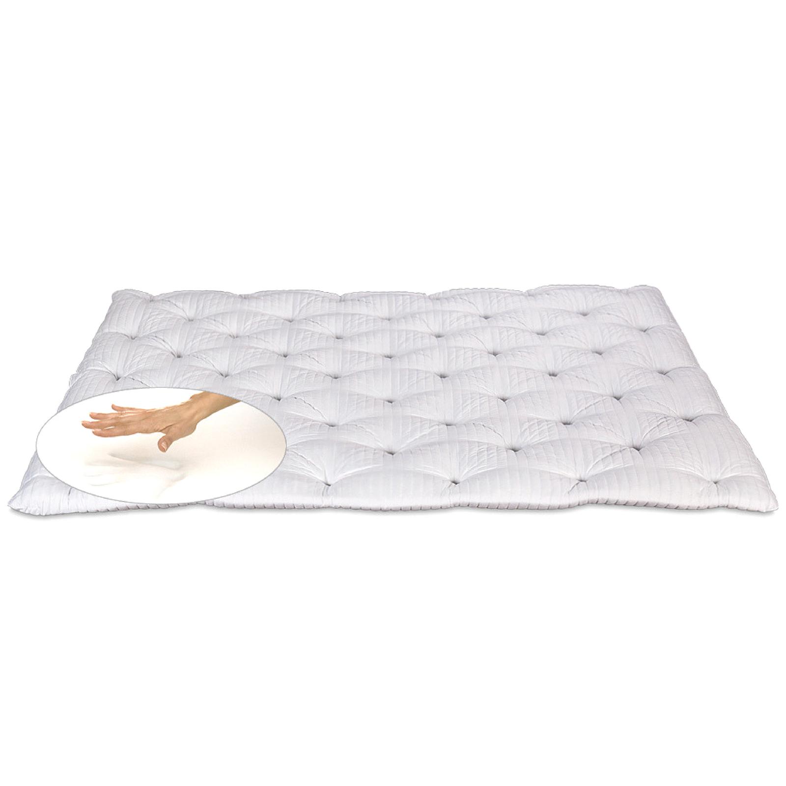 Futon – Correcteur Matelas en mousse visco-élastique H 7, Topper lit futon | Dreame