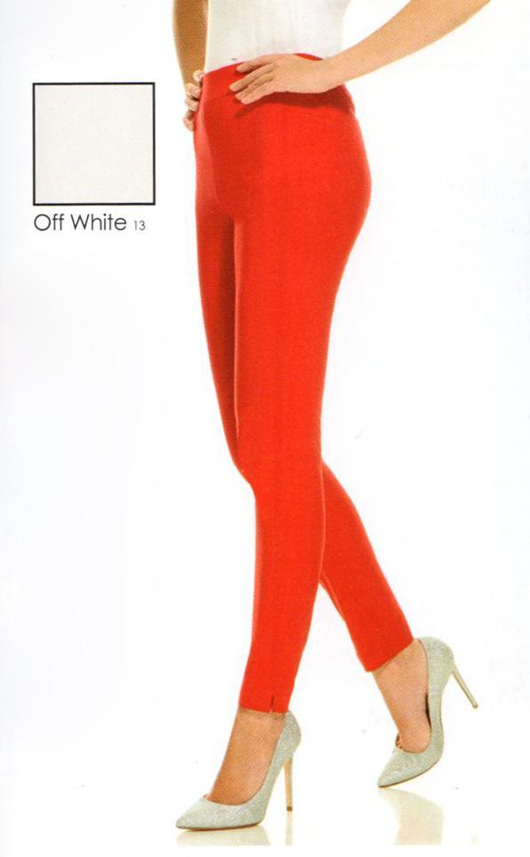 Pantalone Bengalina Saponata bianco