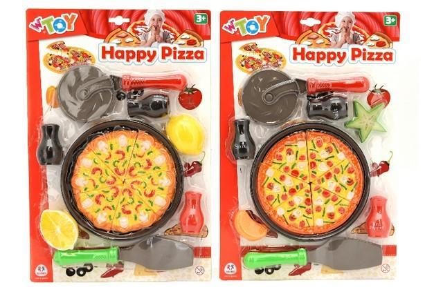 PIZZA C/ACCESSORI IN BLISTER 36165 GLOBO