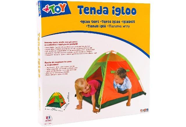 TENDA IGLOO 112X112X94CM 38583 GLOBO