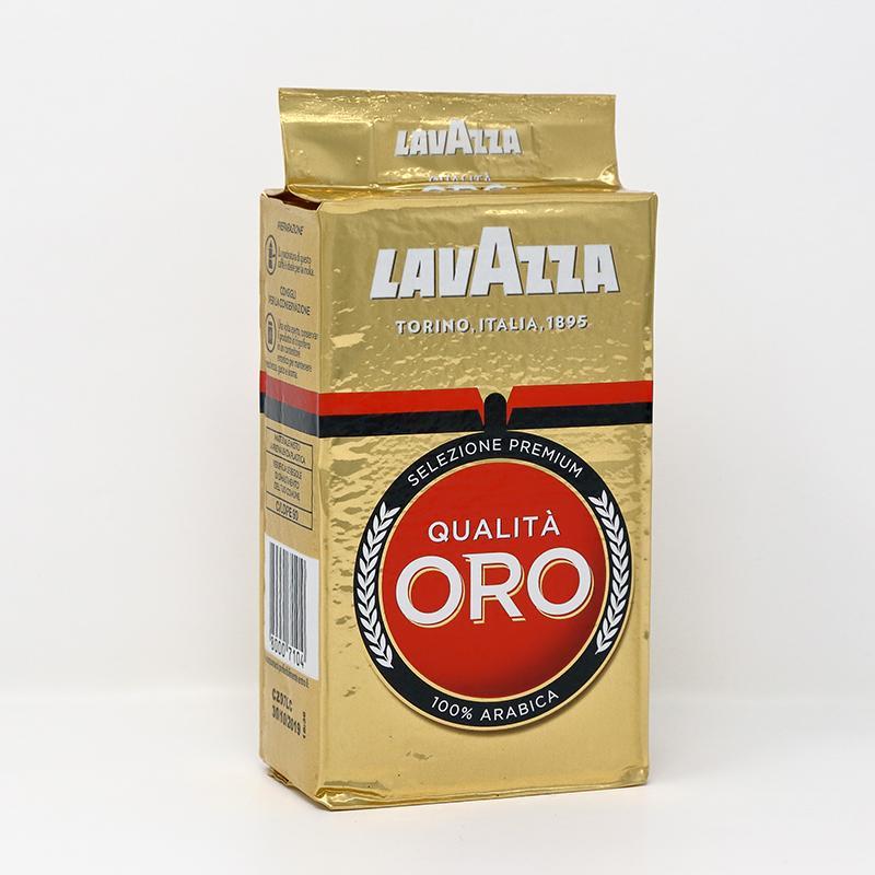 Caffè macinato Lavazza qualità ORO 250 gr.