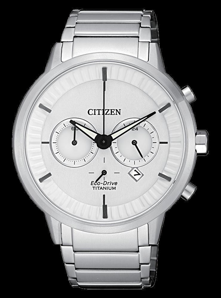 Citizen crono suiper titanio, ca4400-88A