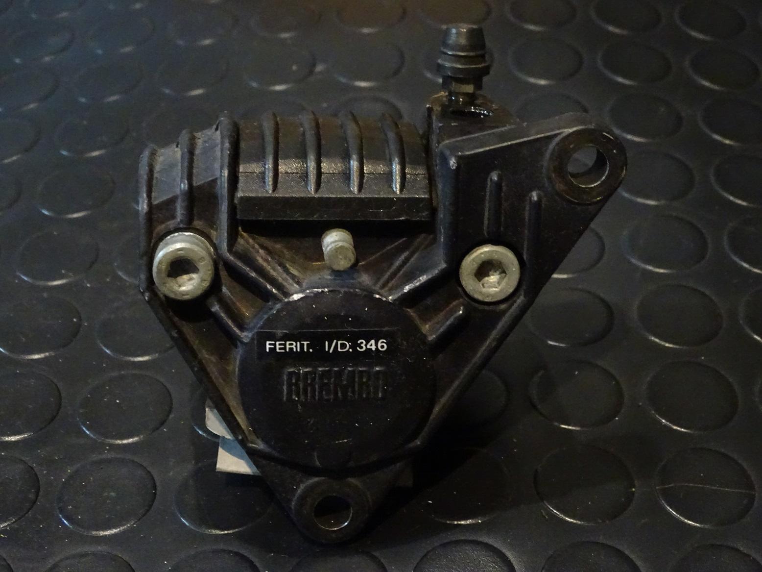 PINZA FRENO ANTERIORE DESTRA USATA MOTO GUZZI V35 350 ANNO 1985