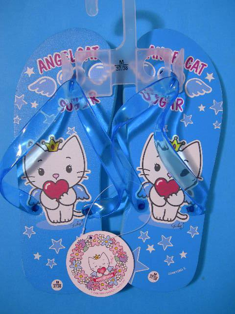 Angel Cat Sugar Blue Stars Infradito Ragazza Ciabatte Mare Piscina