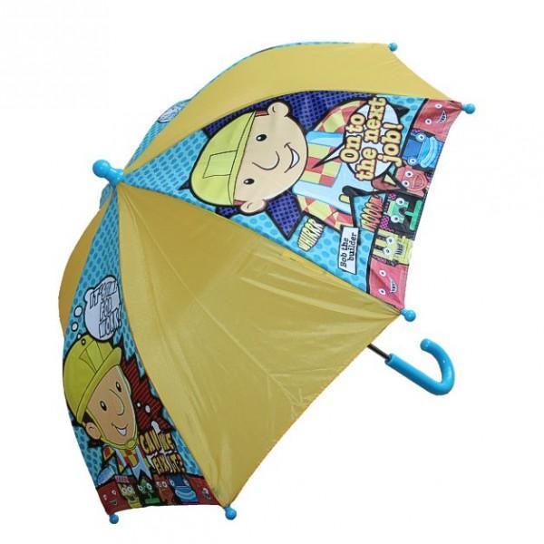 Bob Aggiustatutto ombrello bambino giallo