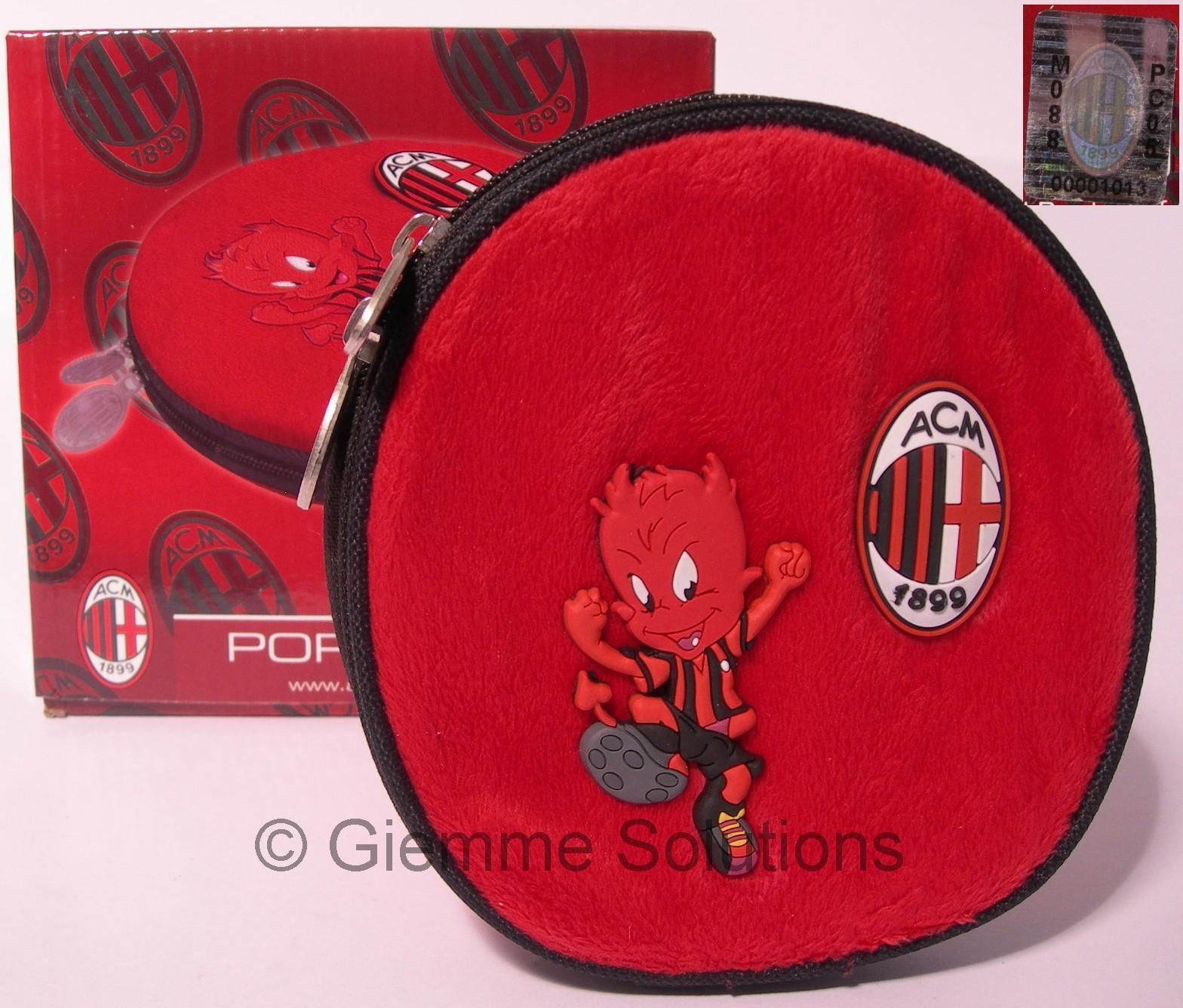 Milan Porta CD DVD Ufficiale