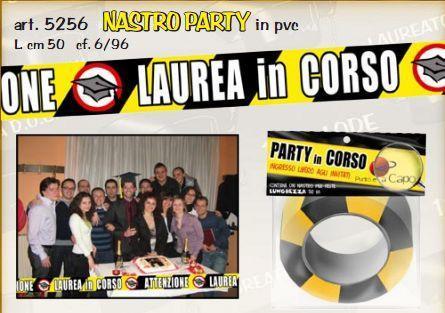 Nastro Laurea Party In Corso Gadget Festa 50 metri