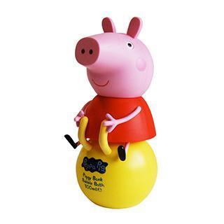 Peppa Pig bagnoschiuma personaggio 3D salvadanaio