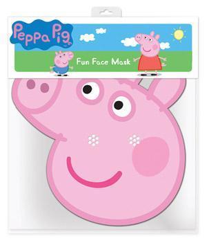 Peppa Pig 6 maschere cartone