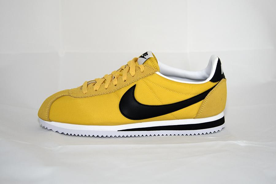 more photos 057bc 9a974 Nike Classic Cortez Leather - Giallo
