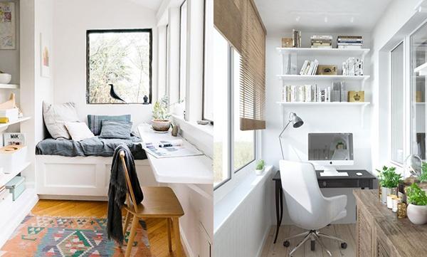 Studio Ufficio Differenza : Ufficio in casa: 10 idee per piccole postazioni di lavoro