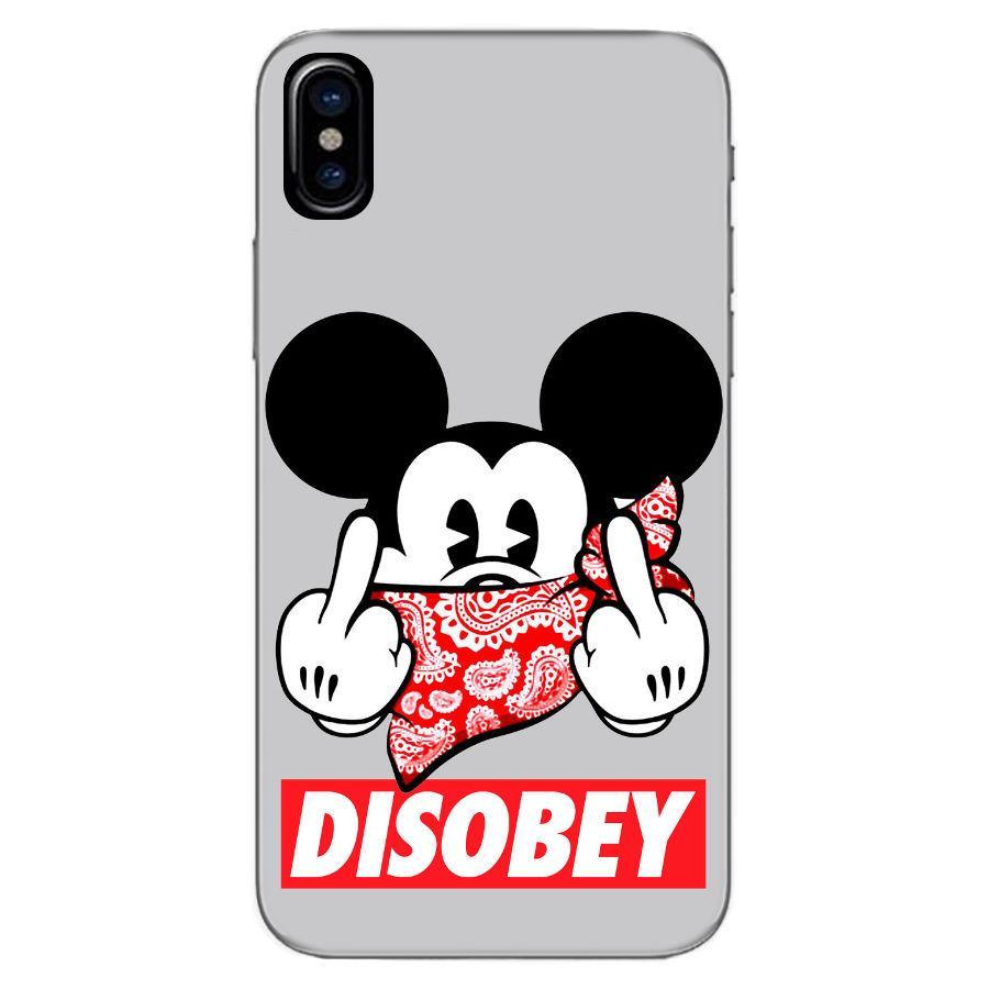 DISOBEY cover per iphone vari modelli