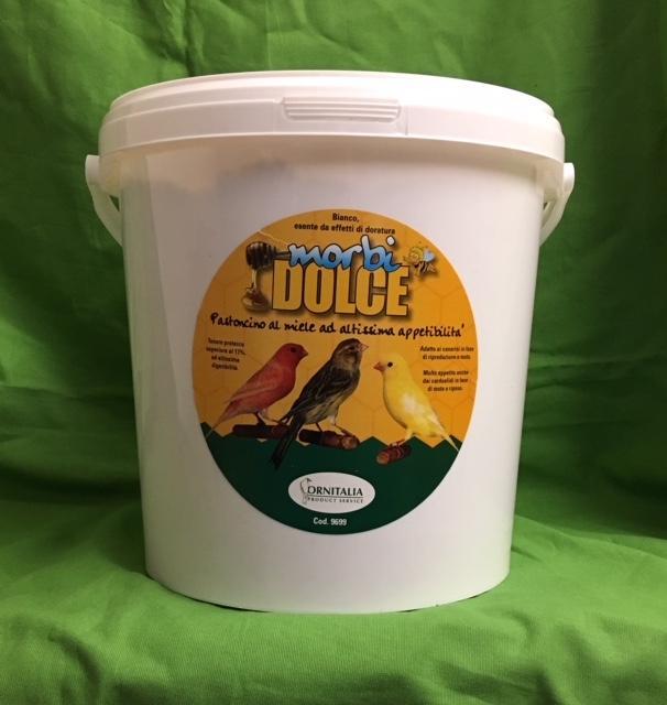 Morbidolce Ornitalia al miele 5 kg