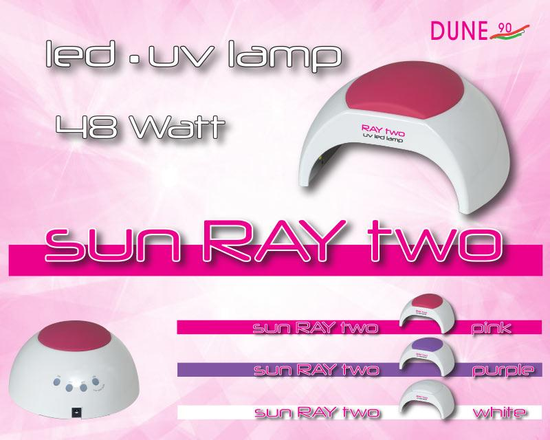 Dune 90 - Sun Ray Two - Lampada a Led UV