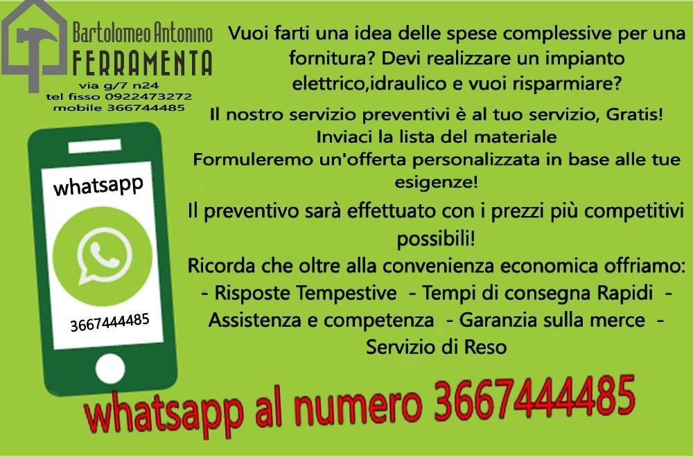 preventivo online