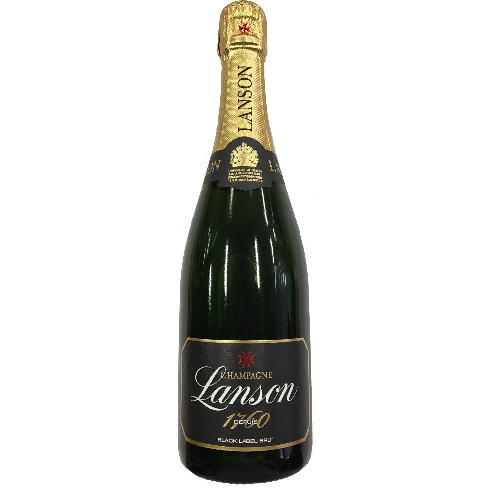 Lanson - Champagne Brut Black Label
