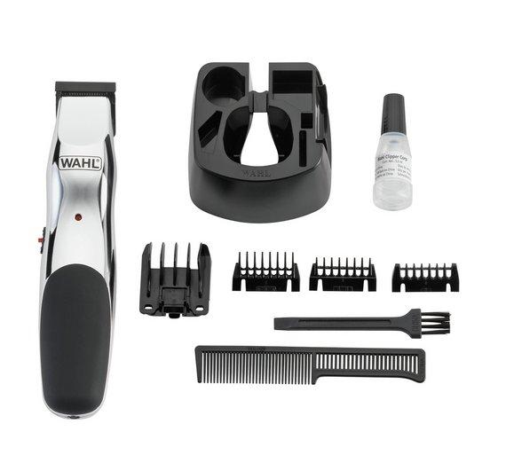 Wahl Home Products - Beard & Stubble - GroomsMan - Cord/Cordless Trimmer