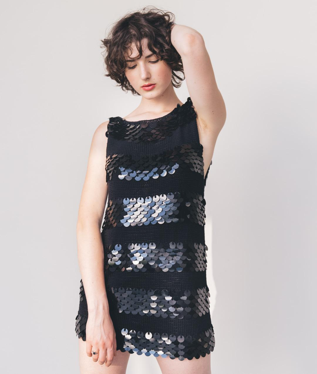 Black Label Collection - Dress - Pluto Dress - 1