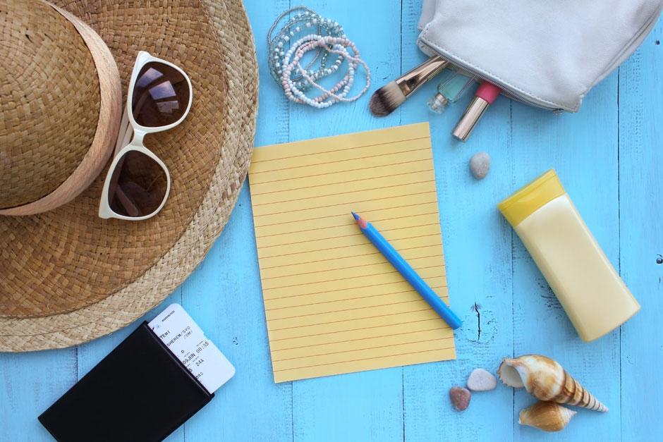I prodotti da portare in vacanza: cosa non farsi mai mancare in valigia!