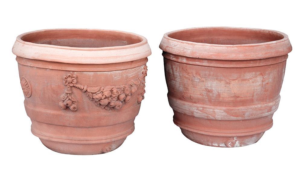 Conca Toscana in Terracotta