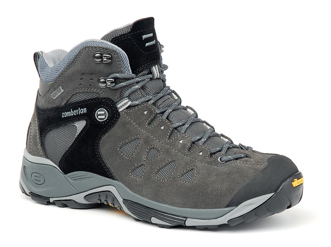 150 ZENITH MID GTX RR WNS    -   Bottes  Hiking     -   Grey/Lt Blue