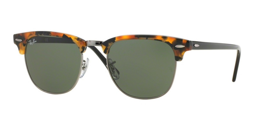 Rayban Rb 3016 Clubmaster Fleck