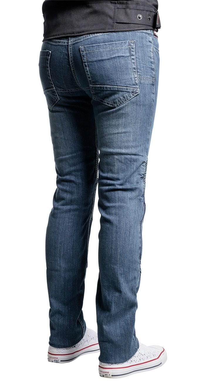 Jeans moto donna Befast Titans Lady | FERRO29 Online Store