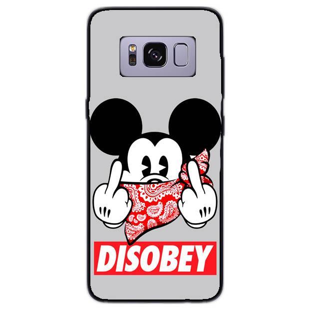 DISOBEY cover per Samsung Galaxy vari modelli