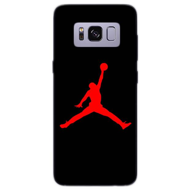 JORDAN AIR RED cover per Samsung Galaxy vari modelli