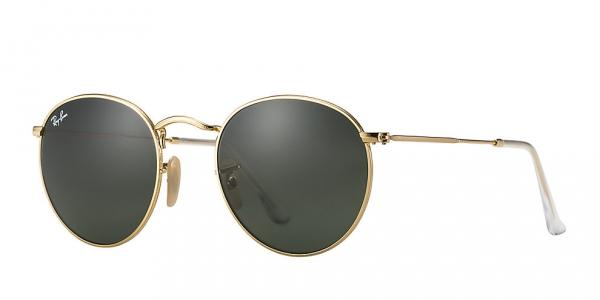 Rayban Rb 3447 Round Metal Classic