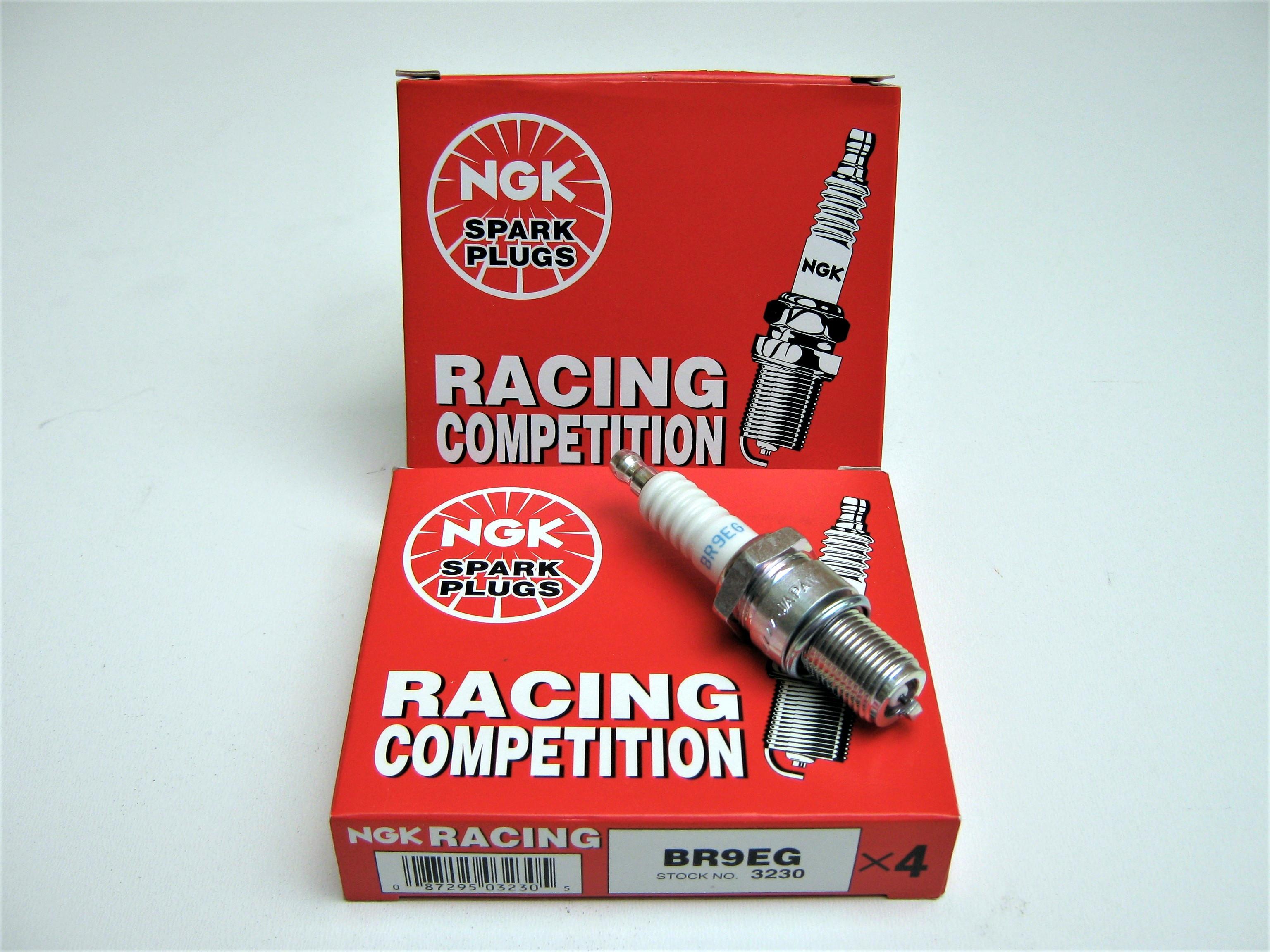 CANDELA NGK BR9EG RACING COMPETITION