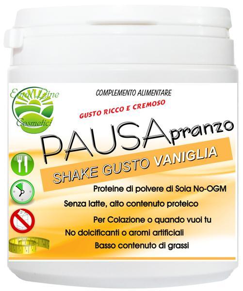 Pausa Pranzo 300gr gusto VANIGLIA Frullato Proteico