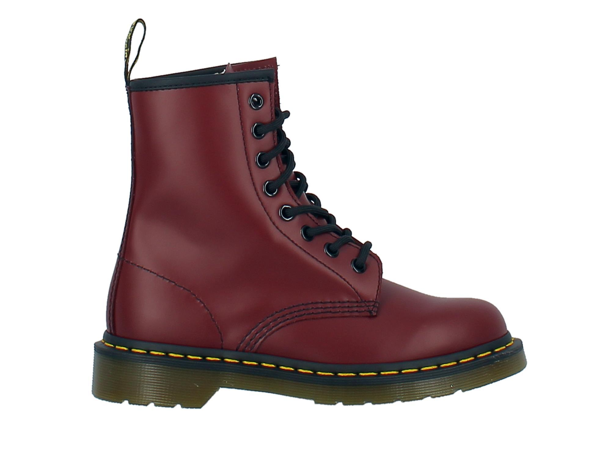 DR MARTENS SMOOTH CHERRY 1460