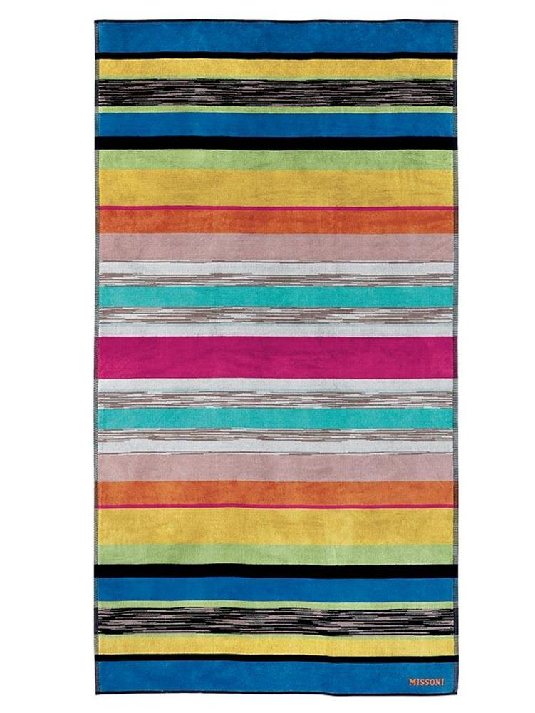 Telo mare Missoni Home 100x180 TWAIN 100 multicolore