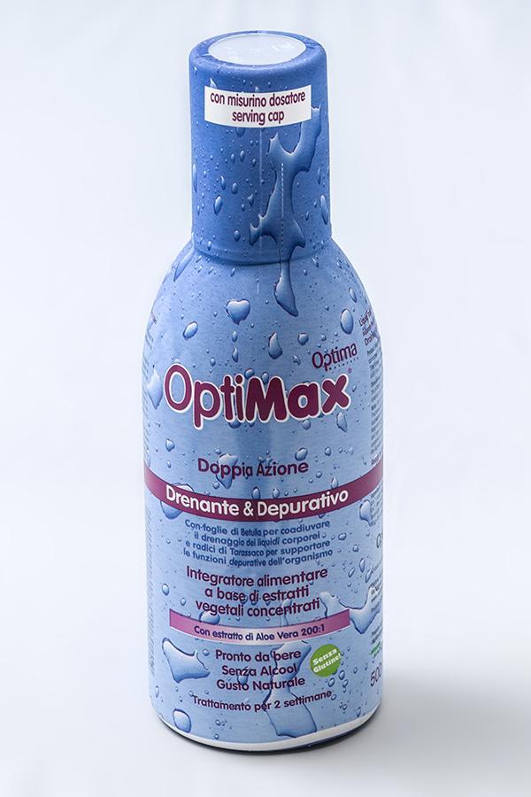 Optimax Drenante e Depurativo 500 ml