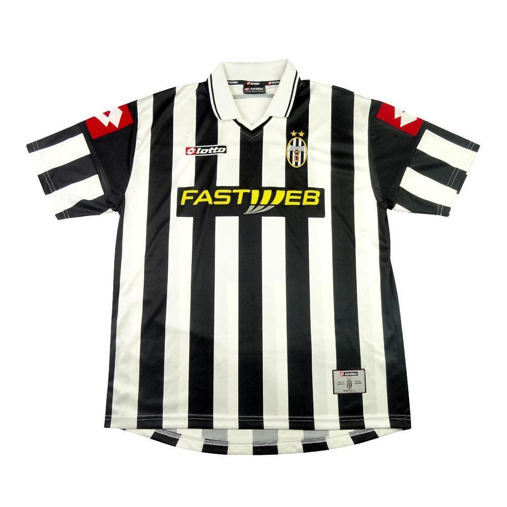 2001-02 Juventus Maglia Home XL (Top)